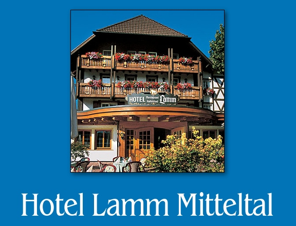 hotel lamm mitteltal baiersbronn infos g nstig buchen. Black Bedroom Furniture Sets. Home Design Ideas